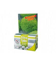 Hnojivo pre okrasné dreviny - Hnojivo v tabletách - Silva Tabs - 250 g