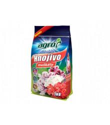 Minerálne hnojivo pre muškáty - Agro - 1 kg
