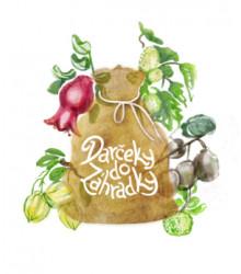 Darčekové balenie semien exotických plodov - okrasné balenie v cene