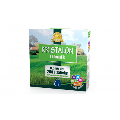 Agro - Kristalon na trávnik - hnojivá - 500 g